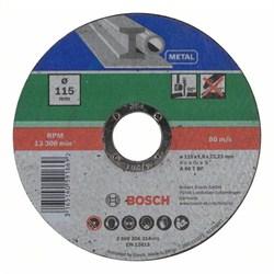 Отрезной круг, прямой, по металлу Bosch A 46 T BF [2609256314]