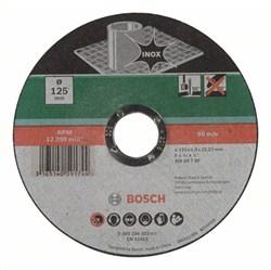 Отрезной круг, прямой, по нержавеющей стали Bosch WA 60 T BF [2609256322]