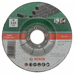 Набор из 5 отрезных кругов, выпукл., по камню Bosch C 30 S BF [2609256334]