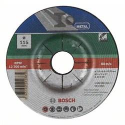 Обдирочный круг, выпукл., по металлу Bosch A 24 P BF [2609256336]