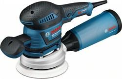 Эксцентриковая шлифмашина Bosch GEX 125-150 AVE [060137B102]