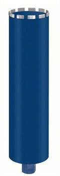 """Алмазная сверлильная коронка для мокрого сверления 1 1/4"""" Bosch UNC Best for Concrete 62 мм, 450 мм, 6 сегментов, 11,5 мм [2608580560]"""