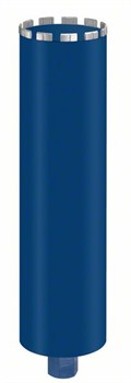 """Алмазная сверлильная коронка для мокрого сверления 1 1/4"""" Bosch UNC Best for Concrete 82 мм, 450 мм, 7 сегментов, 11,5 мм [2608580563]"""