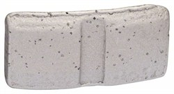 """Сегменты для алмазных сверлильных коронок 1 1/4"""" Bosch UNC Best for Concrete 7, 11,5 мм [2600116056]"""