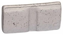 """Сегменты для алмазных сверлильных коронок 1 1/4"""" Bosch UNC Best for Concrete 16, 11,5 мм [2600116068]"""
