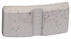 """Сегменты для алмазных сверлильных коронок 1 1/4"""" Bosch UNC Best for Universal 4, 11,5 мм [2600116074]"""