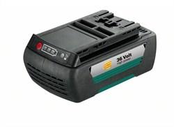 Bosch Системные принадлежности 36В/1,3 А•ч, литиево-ионный аккумулятор [F016800302]