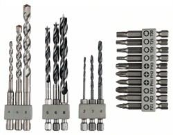 Набор Bosch Uneo Mixed  [2609256989]