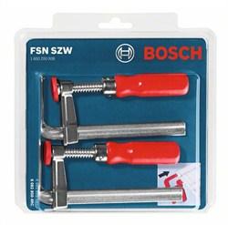 Системные принадлежности Bosch FSN SZW (струбцина) [1600Z0000B]