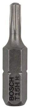 Насадка-бита Bosch T15H Security-Torx® Extra Hart T15H, 25 mm [2608522010]
