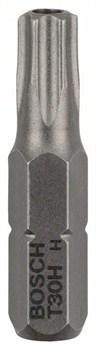 Насадка-бита Bosch T30H Security-Torx® Extra Hart T30H, 25 mm [2608522014]