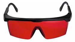 Bosch Очки для наблюдения за лазерным лучом Очки для наблюдения за лазерным лучом (цвет красный) [1608M0005B]