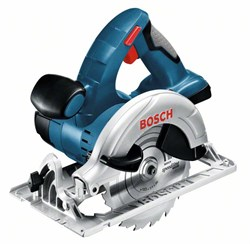Аккумуляторная циркулярная пила Bosch GKS 18 V-LI [060166H006]