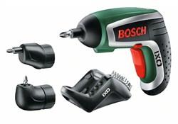 Аккумуляторный шуруповёрт с литий-ионным аккумулятором Bosch IXO Upgrade FULL [0603981022]