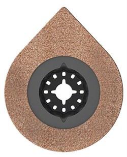 Насадка для удаления строительного раствора Bosch Carbide RIFF AVZ 70 RT, 3 max 70 mm [2609256C51]