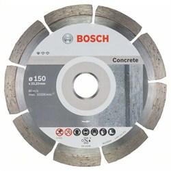 Алмазный отрезной круг Bosch Standard for Concrete 150 x 22,23 x 2 x 10 mm [2608603241]