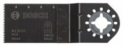 Погружное пильное полотно Bosch HCS AIZ 32 EC, Wood 40 x 32 mm [2608661904]