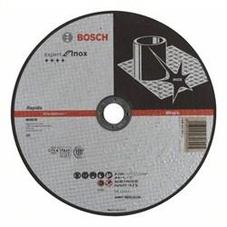 Отрезной круг, прямой, Bosch Expert for Inox - Rapido AS 46 T INOX BF, 230 mm, 1,9 mm [2608603407]