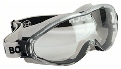 Полнообзорные защитные очки Bosch GO FV2 EN 166 [2607990088]