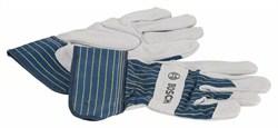 Защитные перчатки из воловьего спилка Bosch GL SL 10 EN 388 [2607990105]