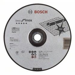 Отрезной круг, выпуклый, Bosch Best for Inox, Rapido A 46 V INOX BF, 230 mm, 1,9 mm [2608603501]