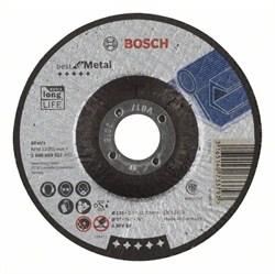 Отрезной круг, выпуклый, Bosch Best for Metal A 30 V BF, 125 mm, 2,5 mm [2608603527]