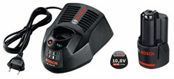Аккумуляторы Базовый комплект Bosch GBA 10,8 В 2,0 А*ч O-B + AL 1130 CV [1600Z00041]