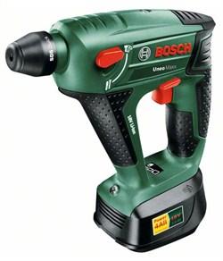 Аккумуляторный перфоратор Bosch Uneo Maxx [0603952323]