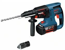 Аккумуляторный перфоратор Bosch GBH 36 VF-LI [0611901R0V]