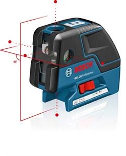 Лазерный отвес Bosch GCL 25 [0601066B03]