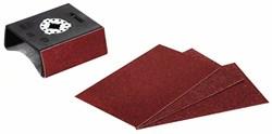 Профиль для шлифования Bosch AUZ 70 G 70x125мм [2609256D18]