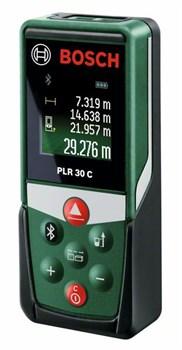 Цифровые лазерные дальномеры Bosch PLR 30 C [0603672120]