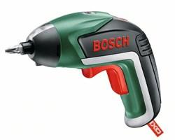Аккумуляторный шуруповёрт с литий-ионным аккумулятором Bosch IXO [06039A8020]