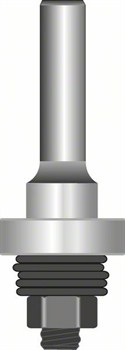 Хвостовик для дисковых пазовых фрез с шарикоподшипником 8 mm, Bosch D 22 mm, G 60,3 mm [2608629390]