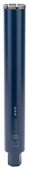 """Алмазная сверлильная коронка для мокрого сверления 1 1/4"""" Bosch UNC Best for Concrete 72мм, 450мм, 7 сегментов, 11,5мм [2608601362]"""
