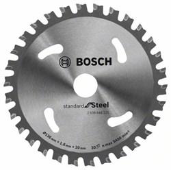 Пильный диск Bosch Standard for Steel 136 x 20 x 1.6 mm; 30 [2608644225]