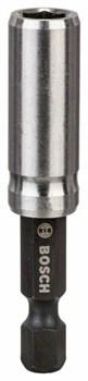 """Универсальный держатель, магнитный, 10шт. 1/4"""", Bosch L 55мм [2608522317]"""