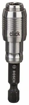 """Универсальный держатель с функцией Bosch One-Click, 1шт. 1/4"""", L 60мм [2608522318]"""