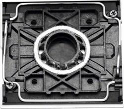 Bosch Виброшлифподошва 110 x 100 мм [2608601446]