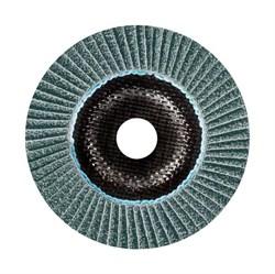 Лепестковый шлифкруг Bosch X781, Best for Metal 125 мм, 22,23 мм, 60 [2608601503]