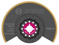 Сегментированный Bosch BIM-TiN ACZ 85 EIB Multi Material 85 mm [2608662601]