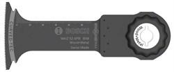 Погружное пильное полотно Bosch BIM MAII 52 APB Wood and Metal 52 x 70 mm [2608662574]