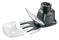 Системные принадлежности Bosch IXO IXO Collection – адаптер под насадку-кусторез и ножницы для травы [1600A0010D]