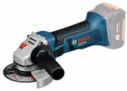 Аккумуляторная угловая шлифмашина Bosch GWS 18-125 V-LI [060193A307] - фото 58659