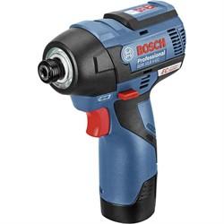 Аккумуляторный ударный гайковёрт Bosch GDS10,8V-EC [06019E0101] - фото 65671