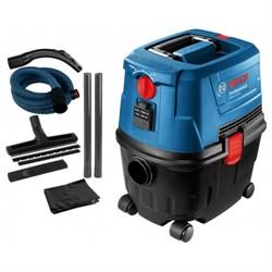 Пылесос для влажного и сухого мусора Bosch GAS 15 PS [06019E5100] - фото 72699