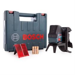 Линейный лазерный нивелир Bosch GCL2-15 [0601066E02] - фото 73167