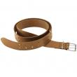 Ремень кожаный Stihl (черный / коричневый) - фото 74455