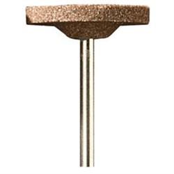 Dremel Шлифовальный камень из оксида алюминия 25,4 мм [2615821532] - фото 28214