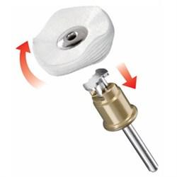 DREMEL® EZ SpeedClic: матерчатый полировальный диск. [2615S423JA] - фото 28101